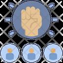 Unity Power Revolution Icon