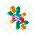 Universal Network Cars Icon