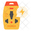 Battery Charger Adapter Icon