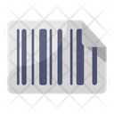 Universal Product Code Icon