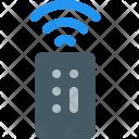 Universal Remote Signal Icon