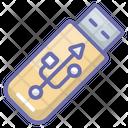 Usb Electronic Hardware Usb Storage Icon