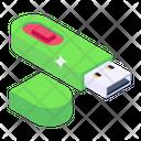 Usb Data Usb External Storage Icon