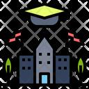 University Polytechnic Location Icon