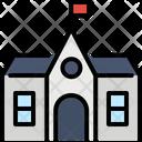 University School Education Icon
