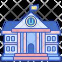 University School Collage Icon