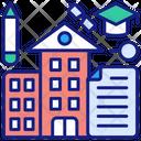 University And Graduation Icon