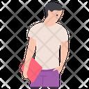 University Boy Avatar Icon
