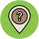 Unknown Location Place Icon