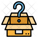 Box Question Think Icon