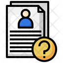 Unknown Candidate Icon
