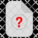 Unknown file Icon