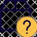Unknown Parcel Icon