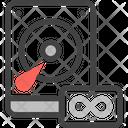 Unlimited Storage Database Icon