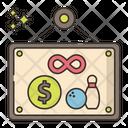 Unlimited Play Price Unlimited Play Price Play Price Icon