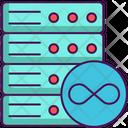 Unlimited Storage Storage Infinite Icon