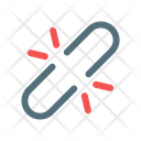 Unlink Unlock Disconnect Icon