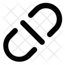 Unlink Link Chain Icon