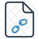 Unlink file Icon