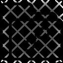 Unlink Folder Icon