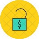 Unlock Release Funds Icon