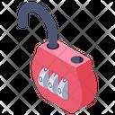 Unlock Unbolt Unlatch Icon