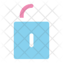 Unlock Not Safe Open Icon