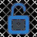 Unlock Open Access Icon
