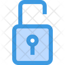 Unlock Insecure Unsafe Icon