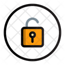 Unlocked Unlock Unsafe Icon