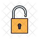 Unlock Unsafe Unsecure Icon