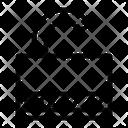 Padlock Protection Unlock Icon