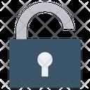 Unlock Security Finance Icon