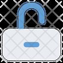 Unlock Opened Access Icon