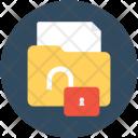 Unlock Folder Open Icon