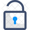 M Unlock Unlock Login Icon
