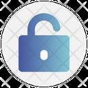 Education Unlock Opened Icon