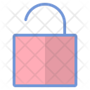 Unlock Security Padlock Icon