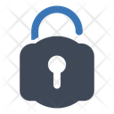 Unlock Access Unsafe Icon