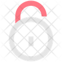 Unlock Access Open Icon