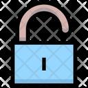 Unlock Padunlock Lock Open Icon