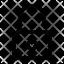 Unlock Padlock Open Icon