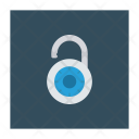 Unlock Access Opened Icon