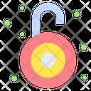 Unlock Open Lock Padlock Icon