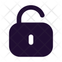 Unlock Unsecure Unsecurity Icon