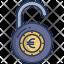 Unlock Padlock Open Lock Icon