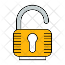 Unlock Protection Security Icon
