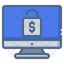 Unlock Monitor Screen Icon