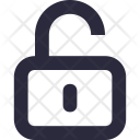 Lock Unlock Padlock Icon