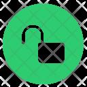 Unlock Interface Function Icon